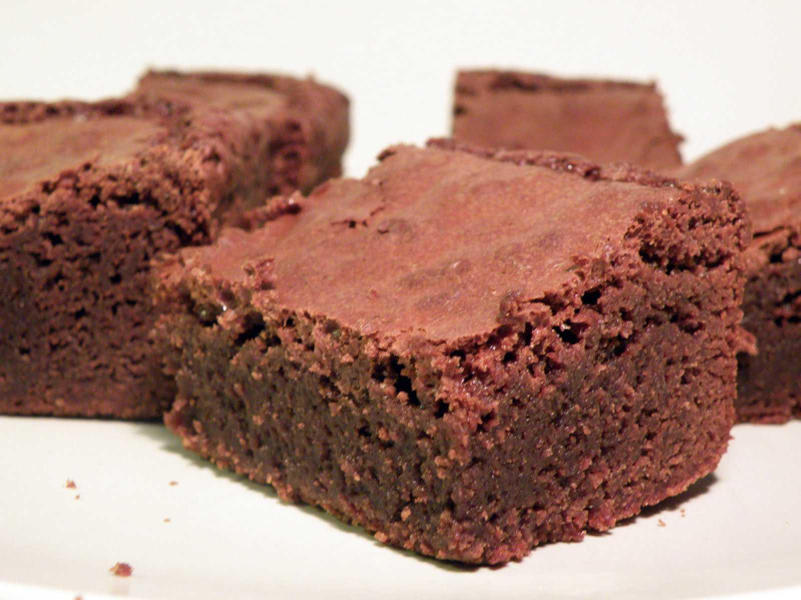 Martha Stewart's Fudgy Chocolate Brownies