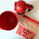 Att frysa smörkräm