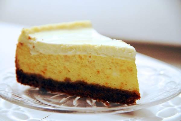 Cheesecake med saffran