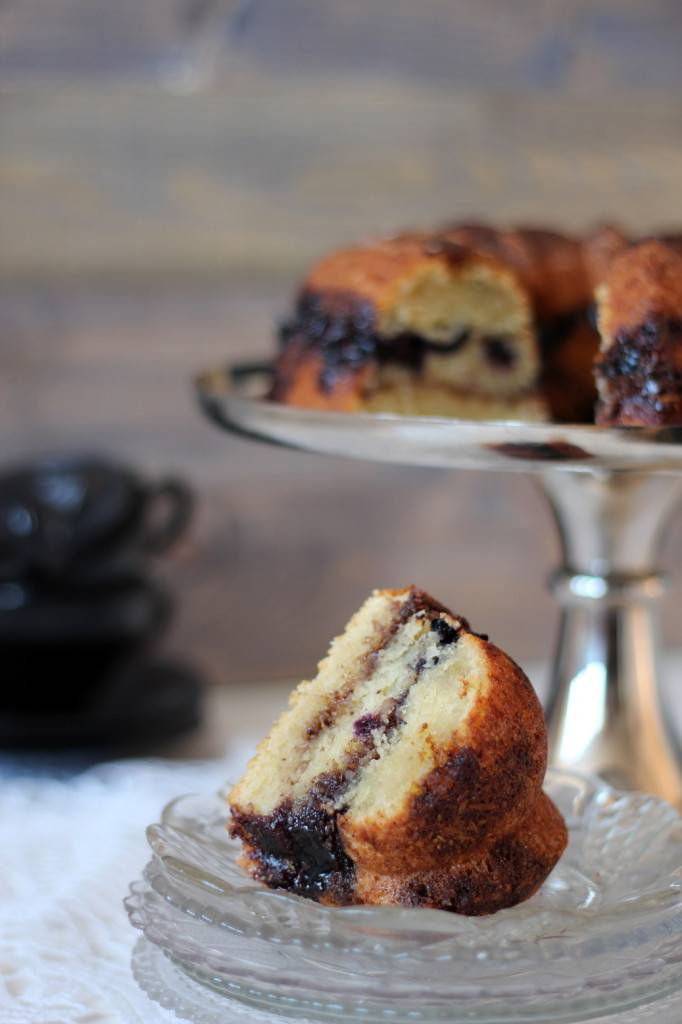 Blueberry Coffee Cake 06