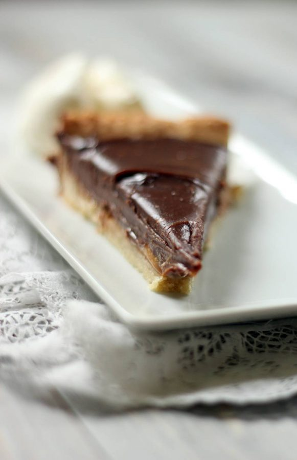 Chocolate Caramel Pie 01
